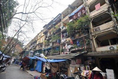 """Cải tạo chung cư cũ: Tháo gỡ những """"nút thắt"""" trong chính sách"""