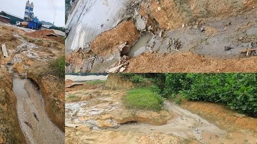 """Hạ Hoà - Phú Thọ: Dân héo mòn vì bê tông """"tươi"""" Sông Lô"""