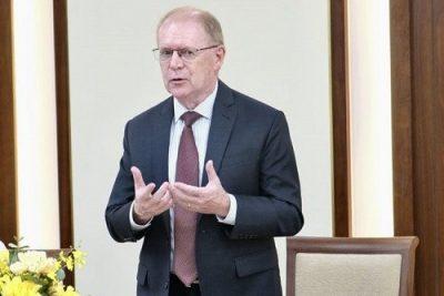 Vietcombank có tân Giám đốc Trung tâm Ngân hàng số là người nước ngoài